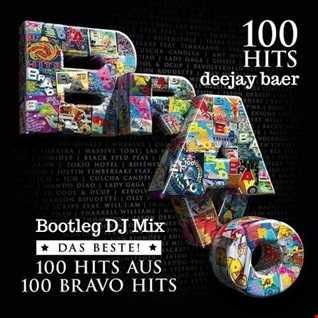 VA   Bravo 100 Hits (Best of 100 CD)(Bootleg DJ Mix by DJ Baer)
