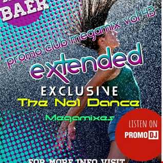 VA -  Real Promo Club Megamix XTD Vol. 43 ( Mixed by DJ Baer)
