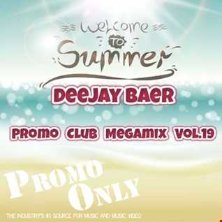 VA  - Promo Club Megamix Vol.19 (Mixed by DJ Baer)