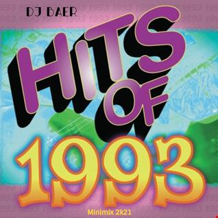 VA - 1993 (Minimix 2k21 by DJ Baer)