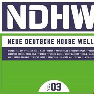 DJ Baer   Neue Deutsche Housewelle Vol.3 Megamix 2017