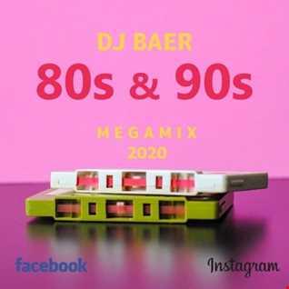 VA -  80s vs.90s Megamix (Mixed by DJ Baer)