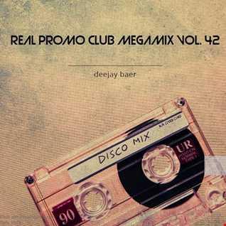 VA - Real Promo Club Megamix Vol. 42 ( Mixed by DJ Baer)