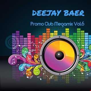 VA  -  Promo Club Megamix Vol.6 (Mixed by DJ Baer)