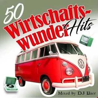 VA -  Hits Der Wirtschaftswunderjahre 2020 (Mixed by DJ Baer)