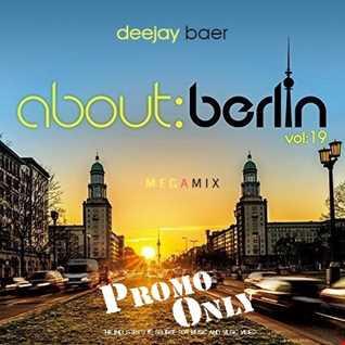 VA  - About Berlin Vol.19 (Mixed by DJ Baer)