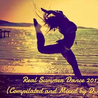 VA   Real Summer Dance 2017 (Compilated and Mixed by DJ Baer)
