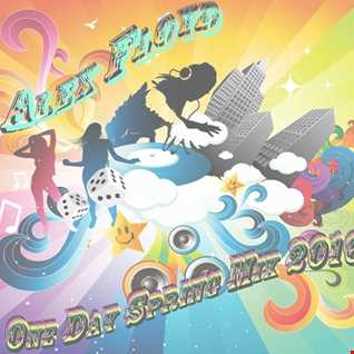 Alex Floyd - One Day Spring Mix 2016