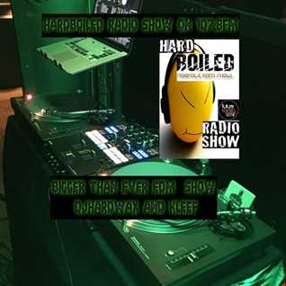 Hardboiled radio show in the mix with drum n bass
