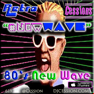 "Ces and the City PODCAST 81::: Retro Cessions9 ""#NewWave"""