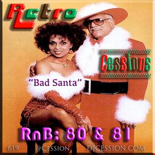 "Ces and the City PODCAST 28::: Retro Cessions ""Bad Santa"""