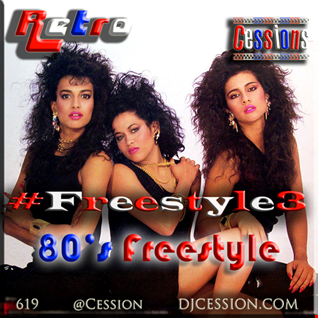 "Ces and the City PODCAST 43::: Retro Cessions6 ""#Freestyle3"""