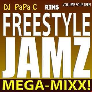 Freestyle Jamz Vol. 014 (DJ Papa C Mega Mixx 2016)