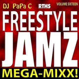 Freestyle Jamz Vol. 016 (DJ Papa C Mega Mixx 2017)