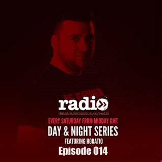 Day&Night Podcast Series Episode 014 Feature HORATIO