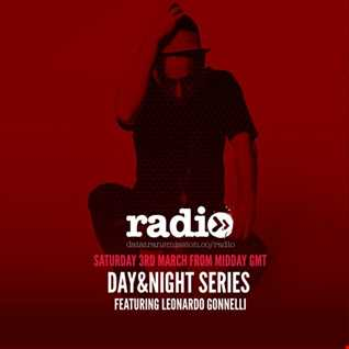 Day&Night Podcast Series episode 025 Feature Leonardo Gonnelli