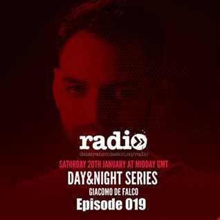 Day&Night Podcast Series Episode 019 Feature Giacomo De Falco