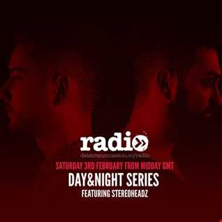 Day&Night Podcast Series Episode 021 Feature STEREOHEADZ