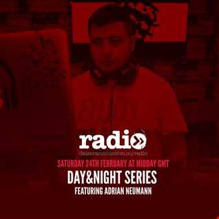 Day&Night Podcast Series Episode 024 Feature Adrian Neumann