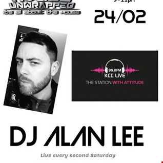 HOUSE UNWRAPPED - DJ ALAN LEE - 9 to 11pm - 99.8fm KCC Live - (24.02.18)
