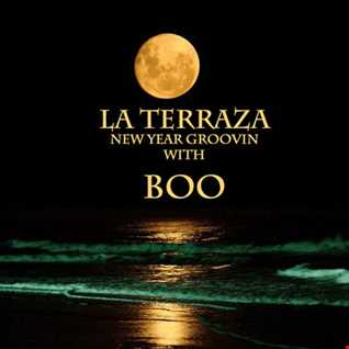 La Terraza new year with Boo