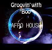 Groovin' with boo....Afro style