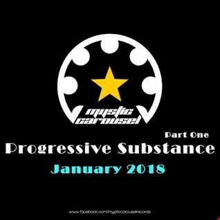 Progressive Substance Showcase   January Part One [15.01.2018]