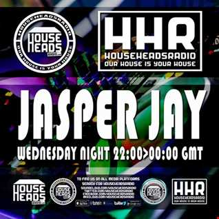 jASPER JAY - HOUSEHEADS RADIO - THE 3 AMIGOS LAST RIDE - MIDWEEK SESSIONS - 26.04.17