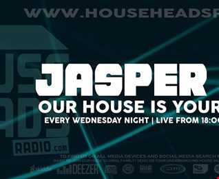 the amigo sessions - househeads radio - 2hr piano house special  mixed by jasper jay