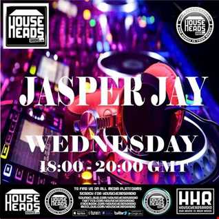 Jasper Jay - Househeads Radio - 30.08.17