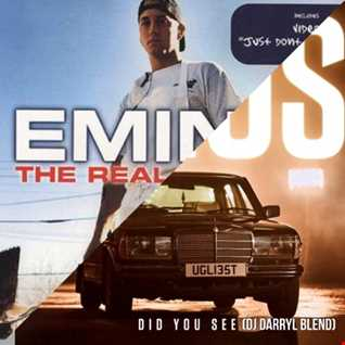 J Hus vs Eminem - Did U See Slim Shady (DJ Darryl Blend)