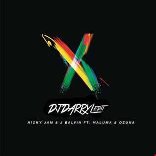 Nicky Jam vs. Beenie Man - X Dude (DJ Darryl Blend)