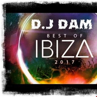 Best of Ibiza 2017 D.J DAM