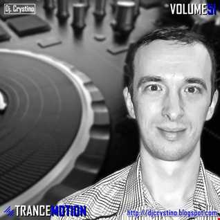 Dj. Crystino   Trance Motion Vol. 51