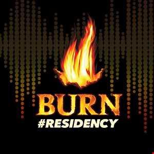 Dj. Crystino - BURN RESIDENCY 2017