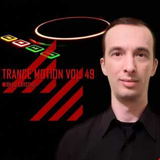Dj. Crystino   Trance Motion Vol. 49