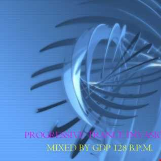 PROGRESSIVE TRANCE INVADERS 3 MIXED BY GDP 21 10 17