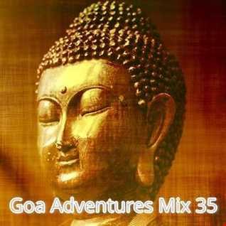 Goa Adventures Mix 35