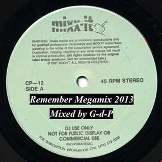 Remember Megamix 2013