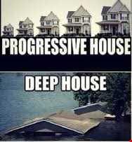 Deep House vs. Progressive House -159