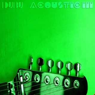 DjBj - Acoustic III