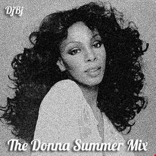 DjBj - The Donna Summer Mix