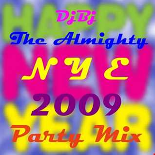 DjBj - The Almighty NYE 2009 Party Mix