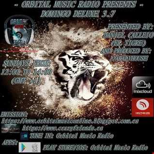 Domingo Deluxe 3.7 by Daniel Callejo (El Tigre) - Sunday 08/04/18
