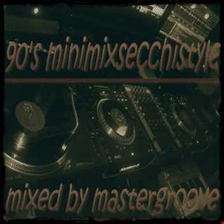 90minimixsecchistyle4 mastergroovedj