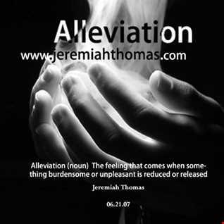 Alleviation