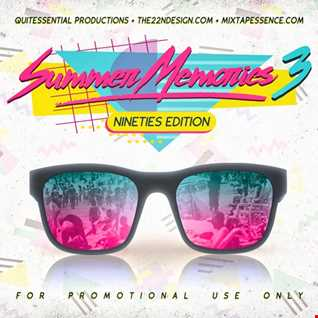 The 22nd Letter - Summer Memories Vol. 3 (90s Edition)