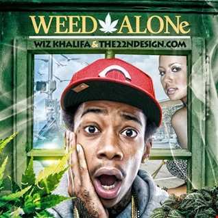 Wiz Khalifa - Weed Alone