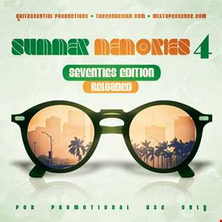 The 22nd Letter - Summer Memories Vol. 4 (70s Edition Reloaded)