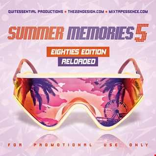 The 22nd Letter - Summer Memories Vol. 5 (80s Edition Reloaded)